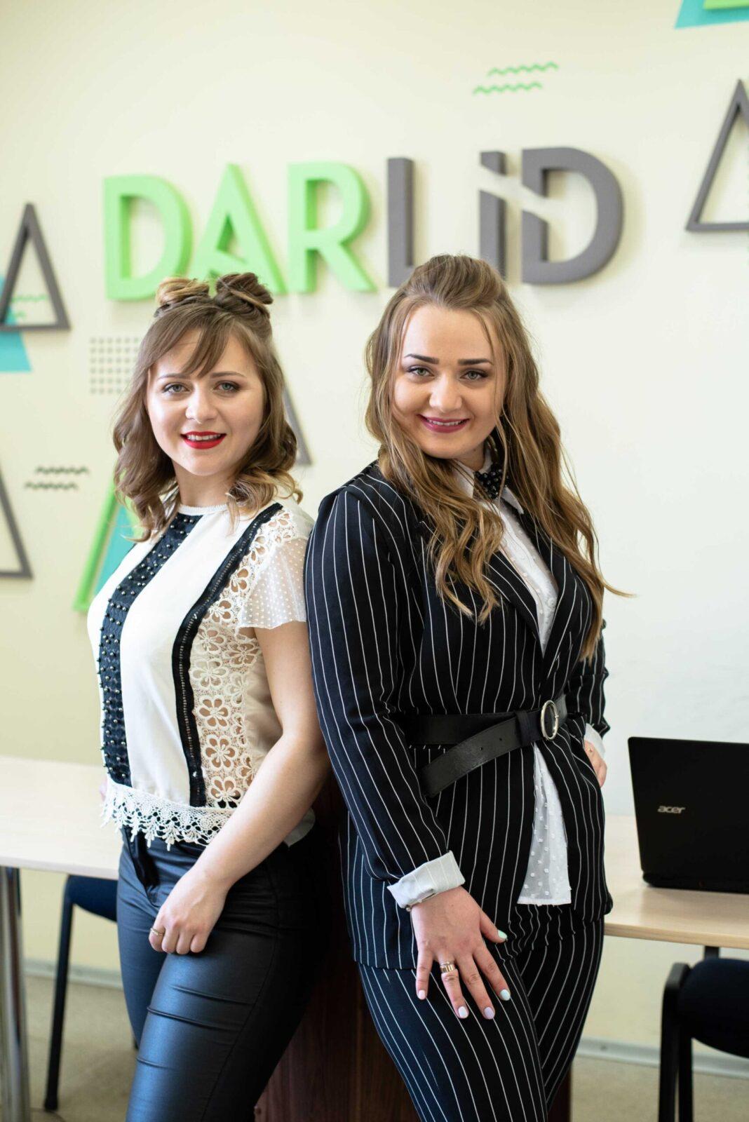 Основатели компании по продвижению в социальных сетях Darlid